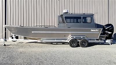 Aluminum Fishing Boats For Sale | Alberni Power & Marine